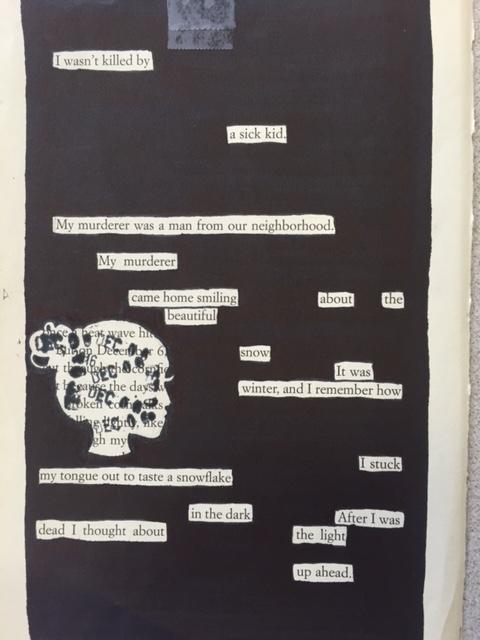 1st Place, Best Poem Jania T. / Grade 10