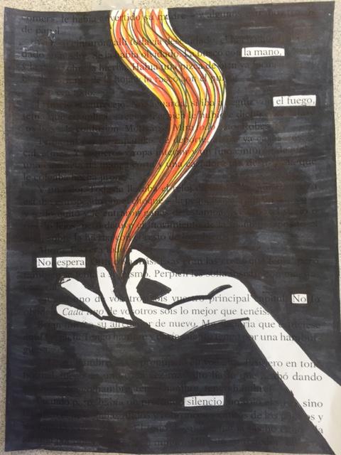 World Language Poem, 1st Place Cami K / Grade 7