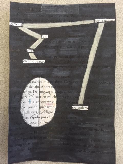 World Language Poem, 2nd Place Rachael Shaw / Grade 8